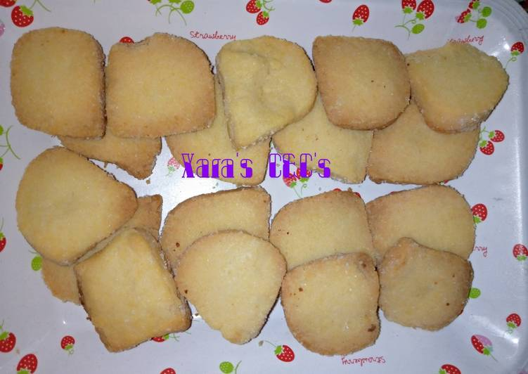 How to Prepare Favorite 4 Ingredients Cookies