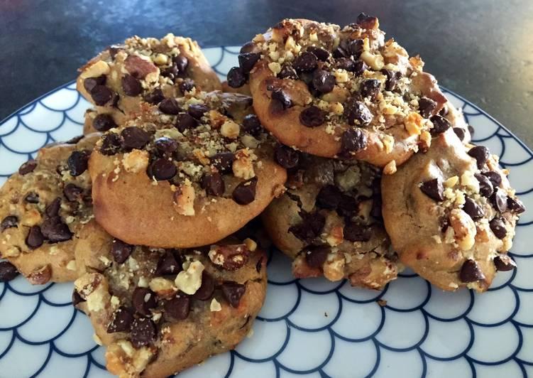 Cookies moelleux mega light
