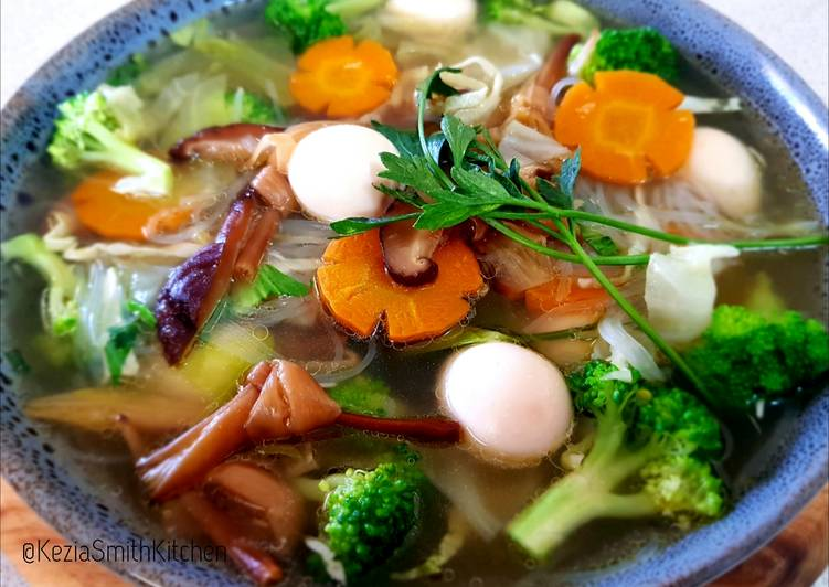Recipe of Award-winning Timlo soup