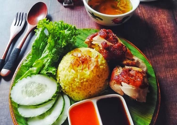 Nasi Ayam Merecik Mudah Ringkas Power - velavinkabakery.com
