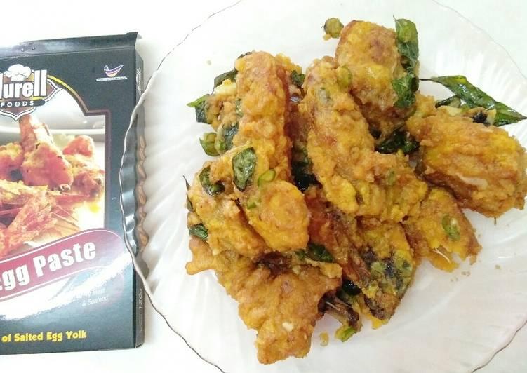 Ayam goreng salted egg - velavinkabakery.com