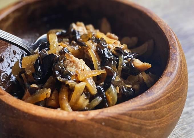 Inti Chai Kuih / Popiah dari Leftover Ayam Goreng McD @ KFC