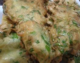 Buñuelos: pasta básica con y sin gluten. Bonus track: buñuelos de lechuga