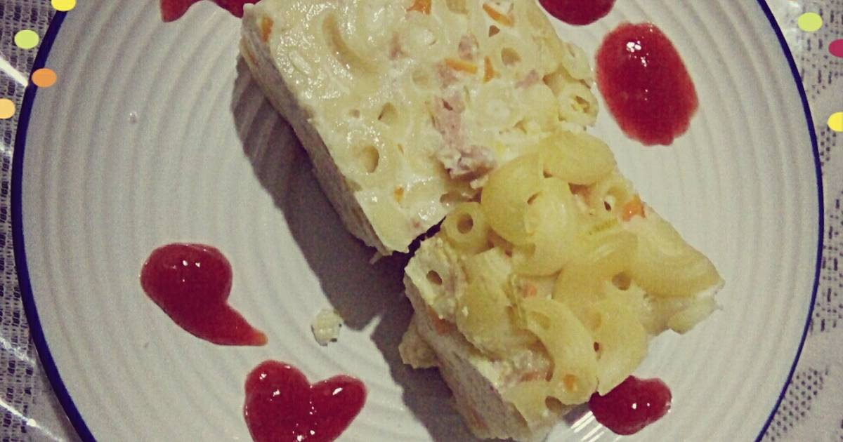 Resep Macaroni Schotel Kukus Sederhana Oleh Nola Cookpad