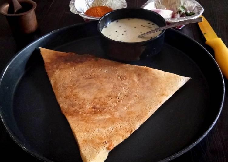 Recipe of Award-winning Hyderabadi Upma Dosa