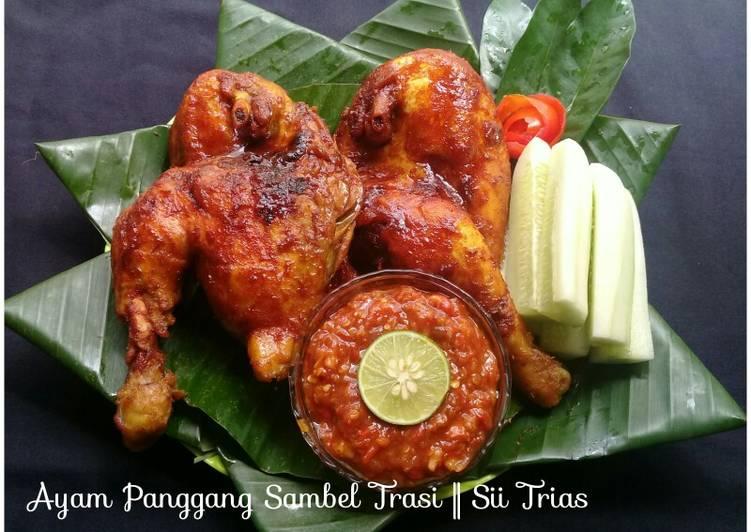 Ayam Panggang Oven Tangkring😁