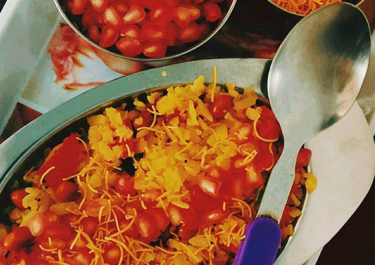 Tomato poha - Laurie G Edwards