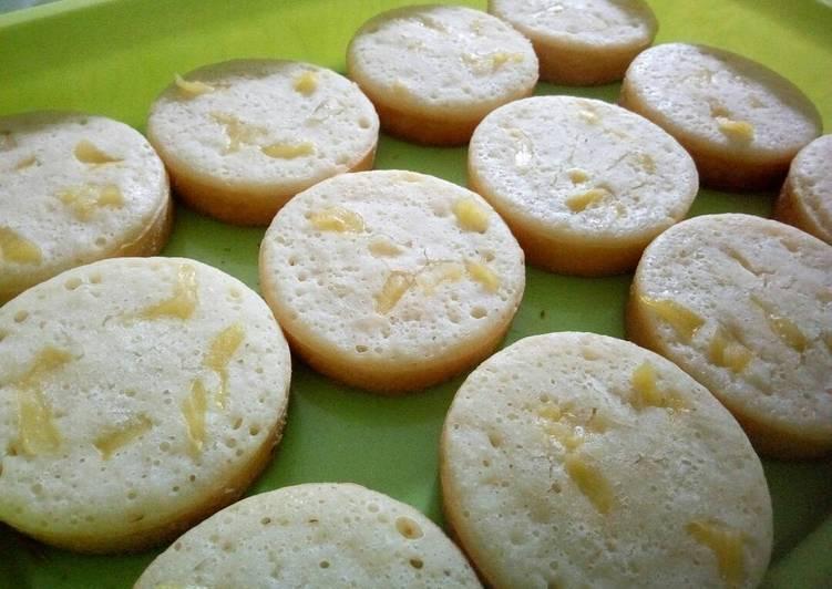 Apem nangka panggang legit dengan telur - ganmen-kokoku.com