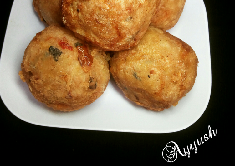 30 Minute Step-by-Step Guide to Make Super Quick Homemade Yam balls