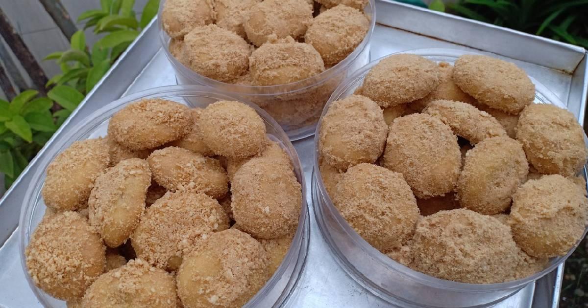 31 Resep Kue Kering Lebaran Goreng Enak Dan Sederhana Cookpad