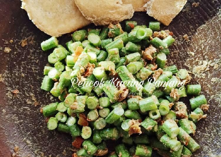 Pencok Kacang Panjang