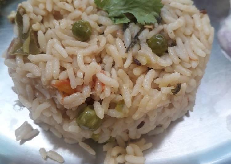How to Prepare Ultimate Peas pulao