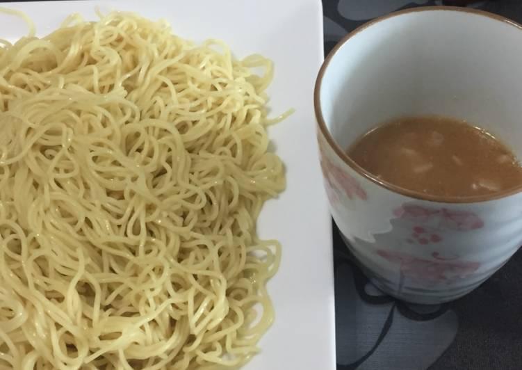 Easiest Way to Prepare Speedy Japanese Dip Style Ramen (Miso Taste)