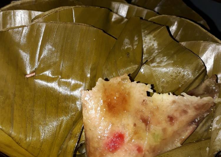 Mutiara sagu (Monte) kelapa muda anti gagal