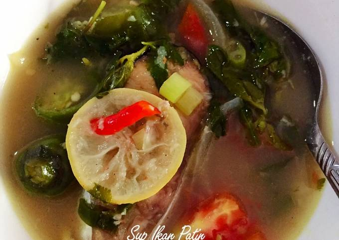Langkah-Langkah Membuat Sup Ikan Patin yang Lezat Sekali