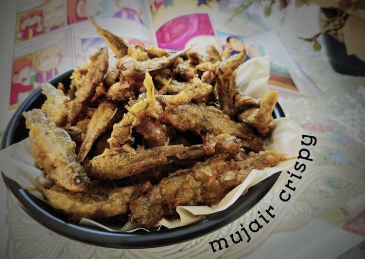Ikan Mini Mujair Crispy