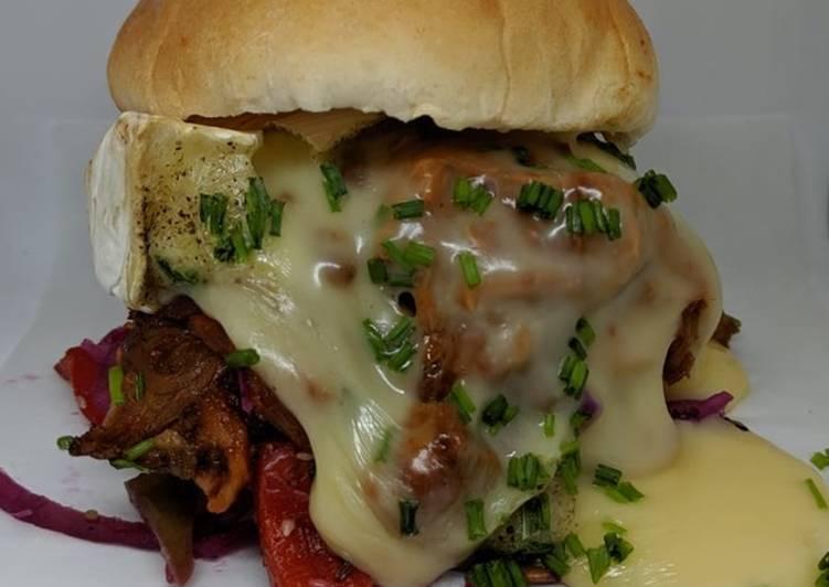 Recipe: Delicious The Dirty Hog Burger