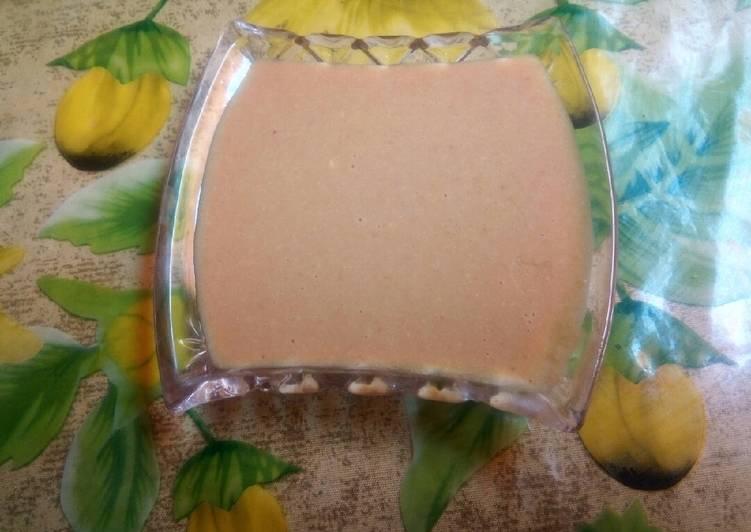 Beurre de sésame (Tahini)