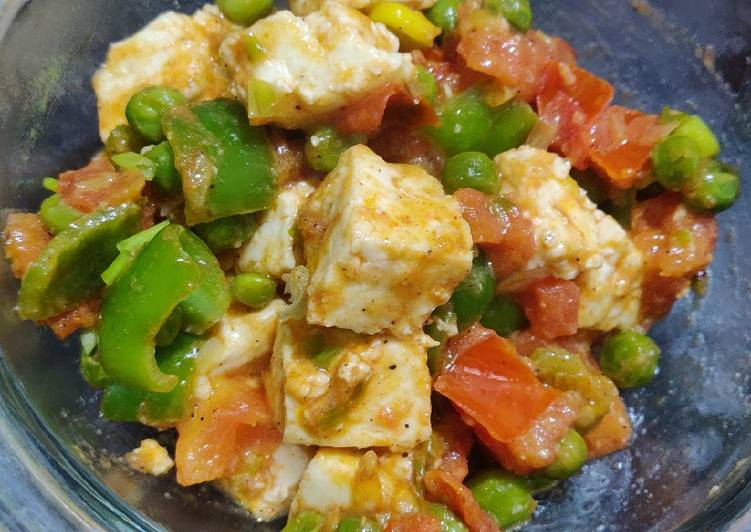 Paneer Veggies Roasted