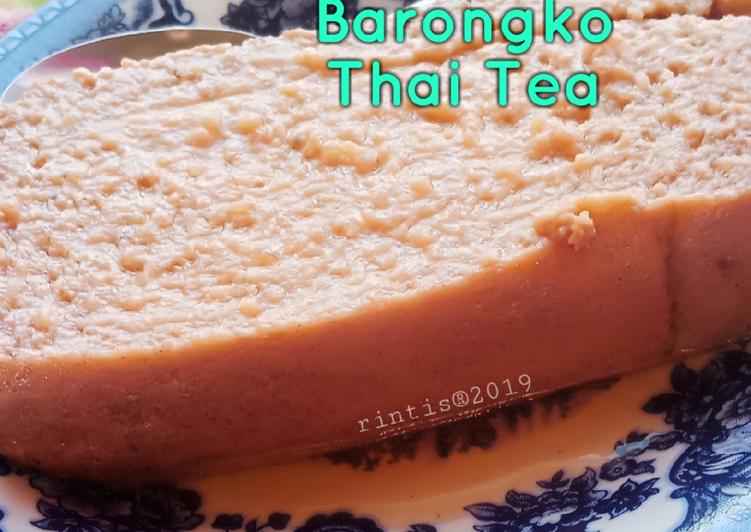 Barongko Thai Tea