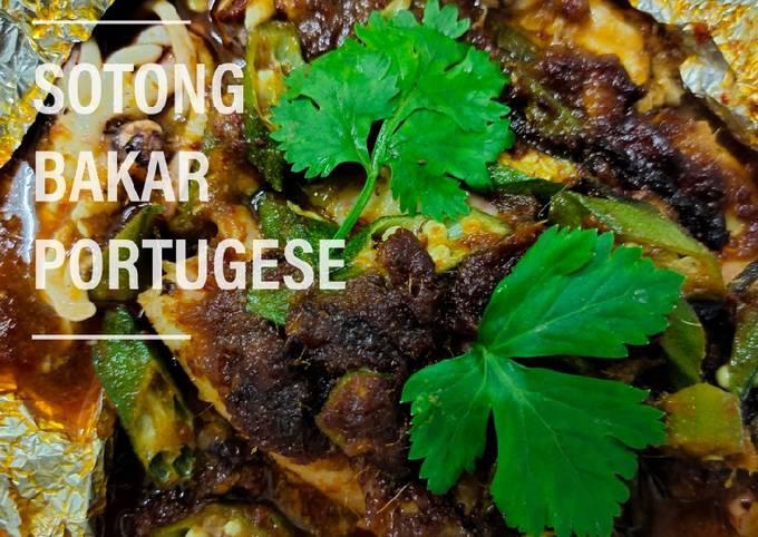 Sotong Bakar Portugese