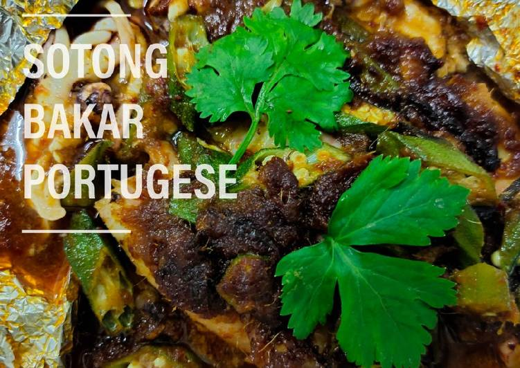 Sotong Bakar Portugese - resepipouler.com