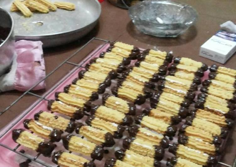 Resep Kue Lebaran Kue Kering Batang Macis Oleh Vitha Nasaru