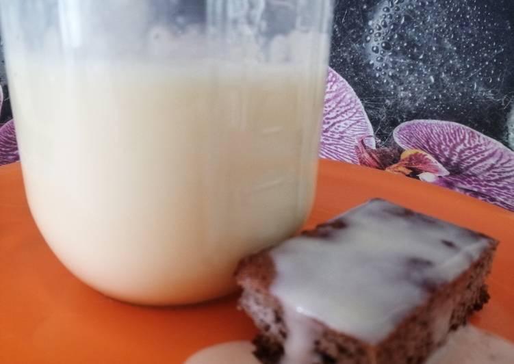 Leche condensada casera con o sin azúcar 🥛🍭