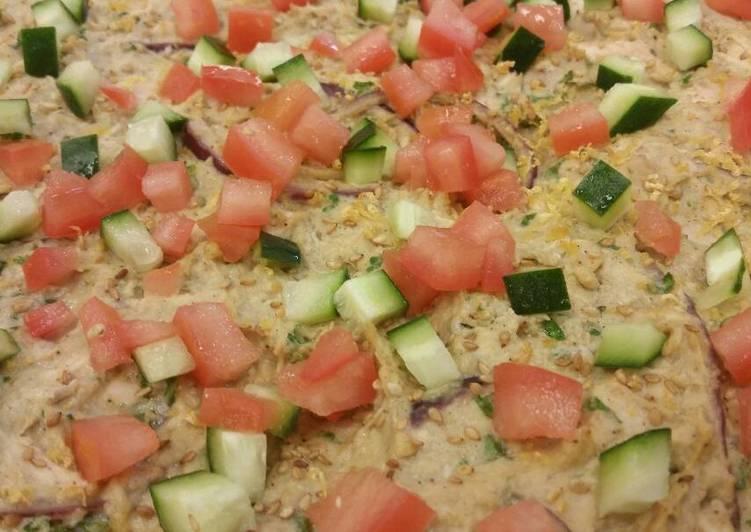 Steps to Prepare Award-winning Jerusalem Chicken Salad