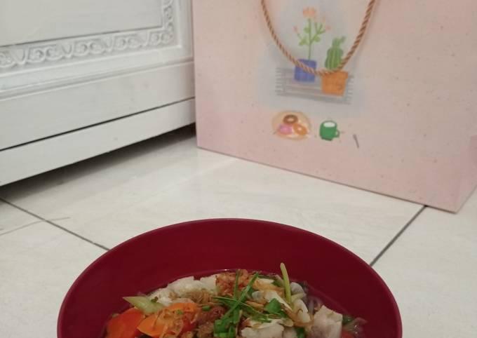 Sup Dori Asam Segar