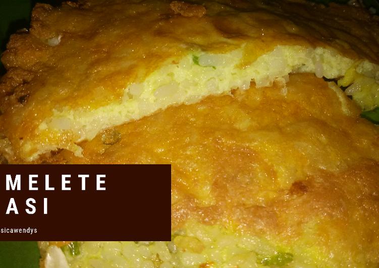 Omelete Nasi