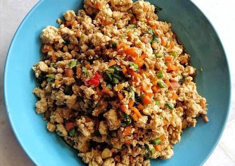 Ayam Pad Kra Pao - velavinkabakery.com