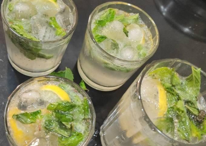 Mint Lemon Mojito