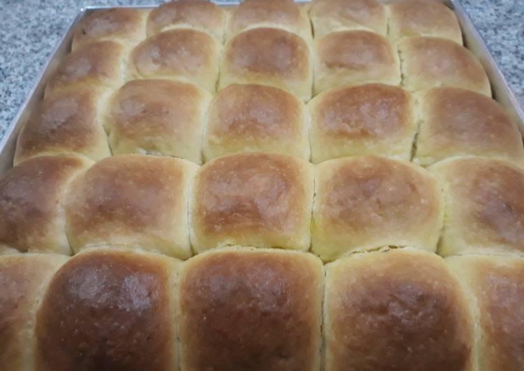 Resep Roti tilam lembut Bikin Laper