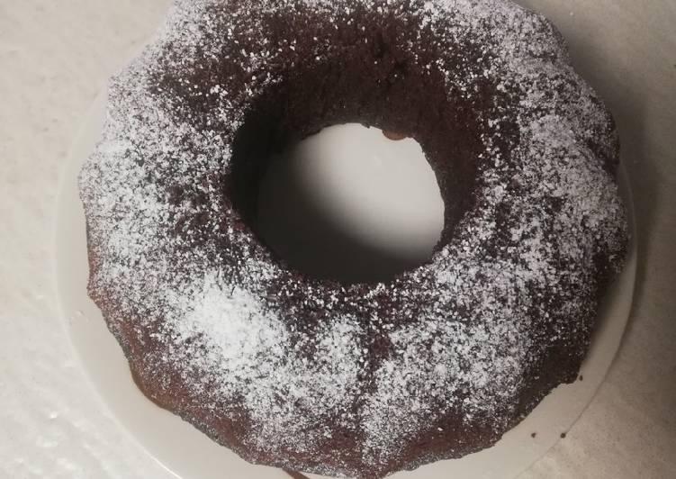Ricetta Torta al cioccolato vegana