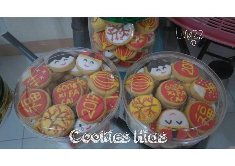 Cookies hias