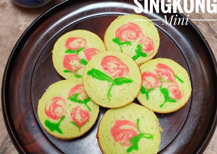 Bolu Singkong Mini (glutenfree) #57