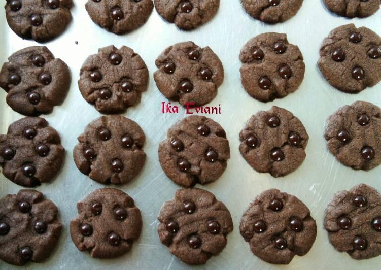 Chocolate Cookies Ala Goodtime Kw