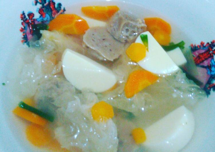 Sop Tofu