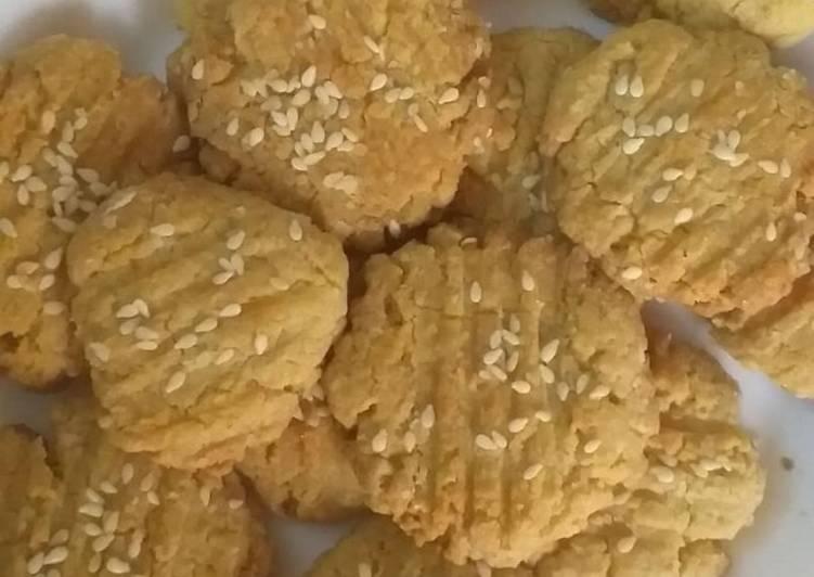 Oatmeal cookies ekonomis