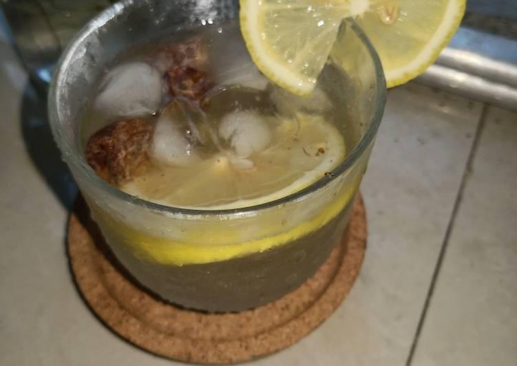 Air Soda Lemon Asamboi - resepipouler.com