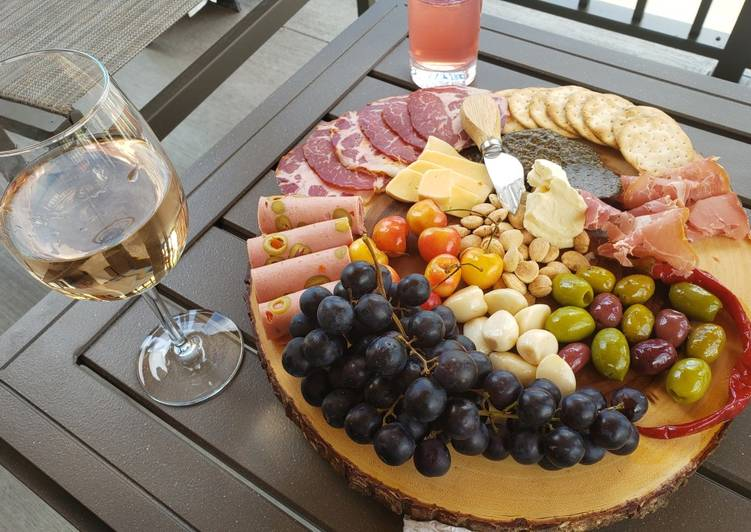 Top 100 Dinner Easy Quick Charcuterie Board
