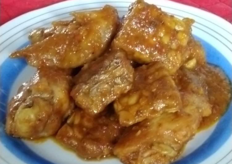 Kare ayam tempe - cookandrecipe.com