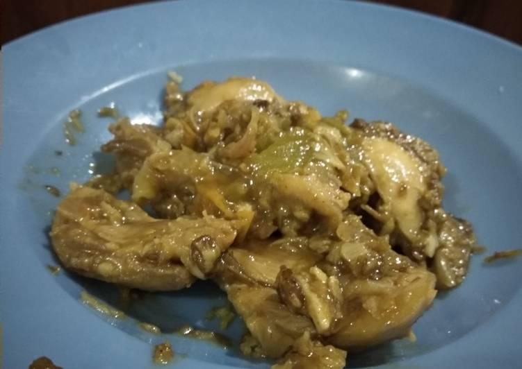 Ayam Cabe Hijau