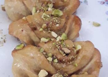 Easiest Way to Cook Perfect Nutty baklava