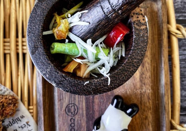 Salad Betik Thai Sempoi