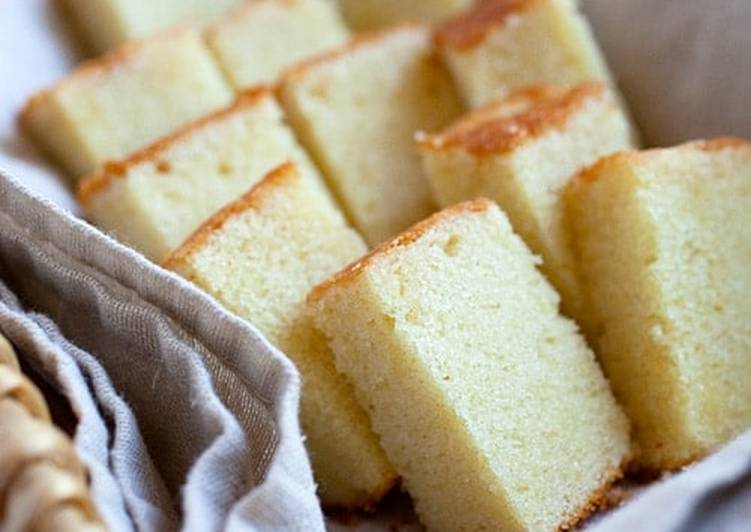 How to Make Speedy Butter Cake