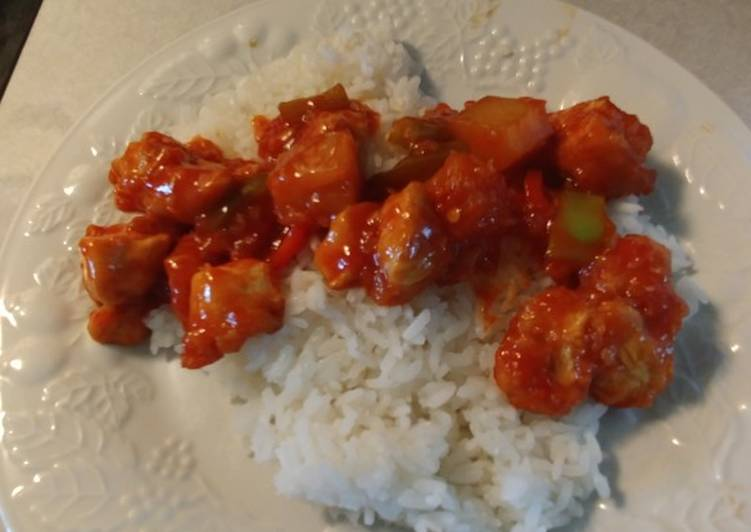 Recipe: Yummy Pinoy Sweet and Sour Chicken