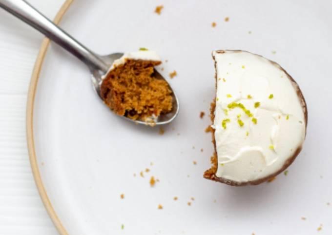 Mini gâteau au mascarpone