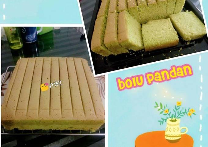 2# Bolu Pandan Original